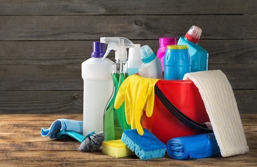 Recycler les bidons des lessives