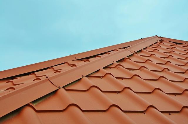 Quels sont les différents types de toitures?